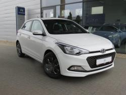 Hyundai i20 1.2 MPI (84 KM) FRESH Polar White
