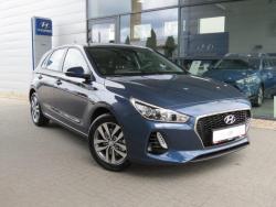 Hyundai i30 1.4 MPI (100 KM) PREMIER Comfort Stargazing Blue