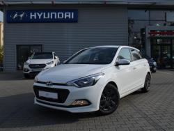 Hyundai i20 1.2 MPI(84KM) Classic Plus Pakiet Fresch Polar White