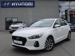 Hyundai i30 1.4 MPI (100KM) Premiere Comfort + kolor: Polar White