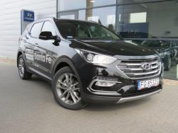 Hyundai Santa Fe FL 2.0 CRDI (185 KM) DEMO Executive AT 4WD Phantom Black