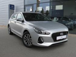 Hyundai i30 1.4 MPI (100 KM) PREMIER COMFORT Platinium Silver