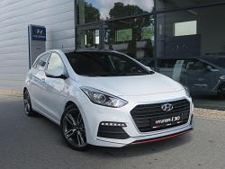 Hyundai i30 1,6 T-GDI (186KM) Luxury