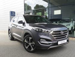 Hyundai Tucson 2.0 CRDi (185 KM) AT 4WD Premium Micron Grey