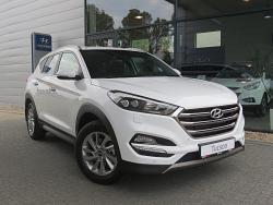 Hyundai Tucson 1.6 GDI (132 KM) Style Polar White
