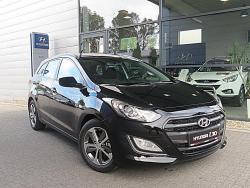 Hyundai i30 1.6 GDI (135 KM) Comfort Wagon Phantom Black