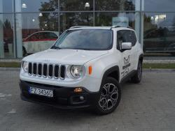 Jeep Renegade 2.0 MultiJet 140KM A9 Acitve Drive 4x4 LIMITED DEMO