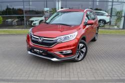 Honda CR-V 2.0 i-VTEC Lifestyle 4WD Honda Connect